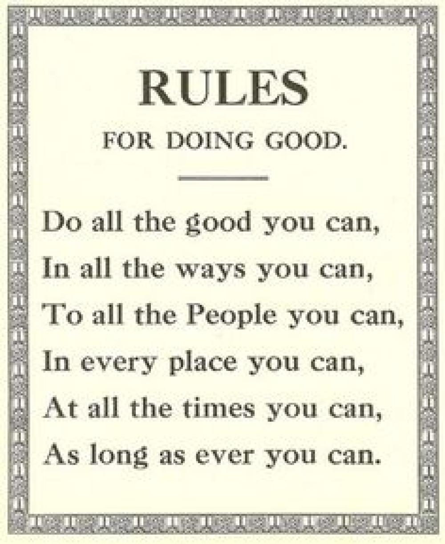 Fundraising Idea 5 - 30 Good Deed Challenge