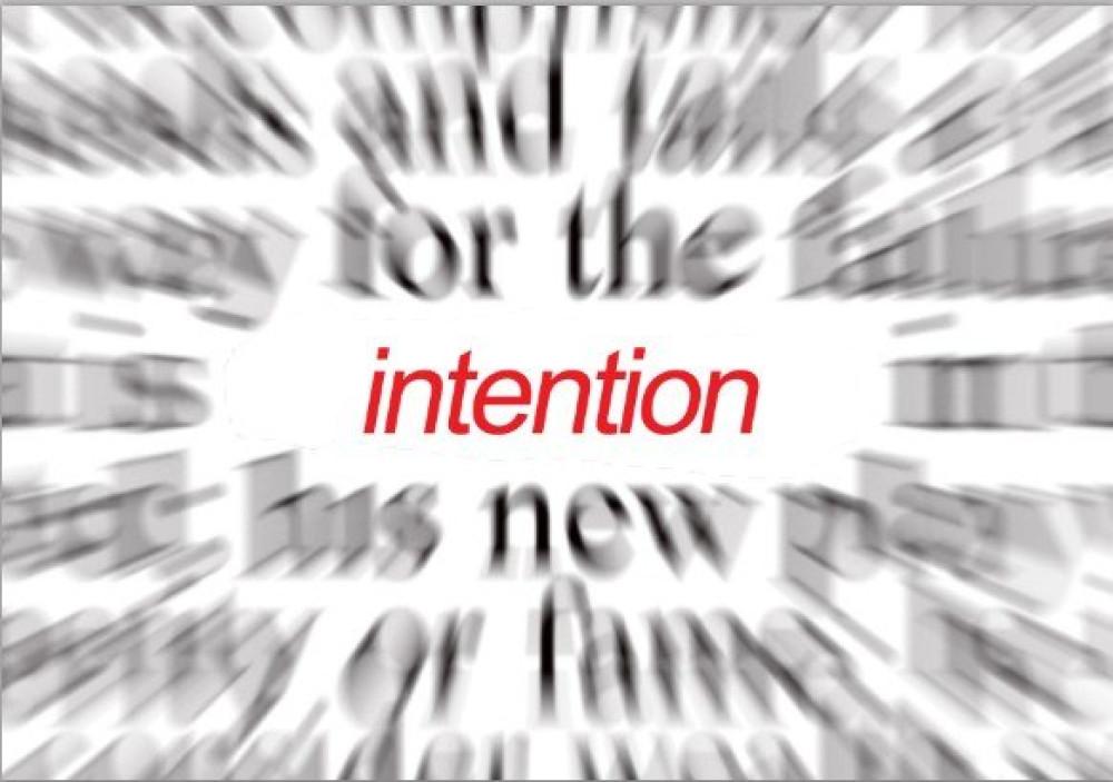 Ramadan Idea 5: Write an Intention Letter