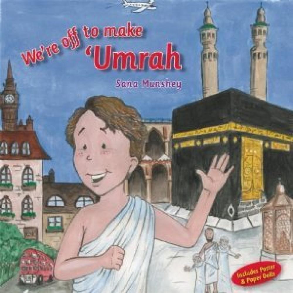 Umrah Series - Idea 1: Books, books, books!
