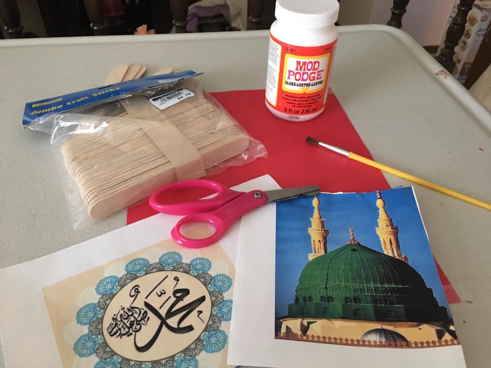 DIY Puzzles with Islamic Themes | Buzz Ideazz